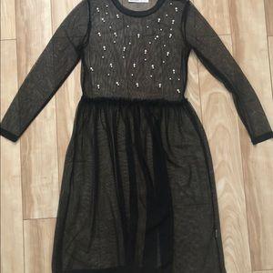 Zara Pearl dress